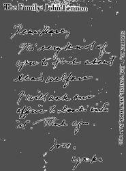 Yoko Ono 1987 Message text
