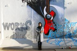 Graffiti arts