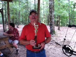 Ricky Selvage - 1st Place - Adult Bowhunter