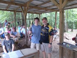 Christopher Clark - 2nd Place - Junior Bowhunter