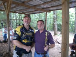 Eric Frazier - 1st Place - Adult Bowhunter
