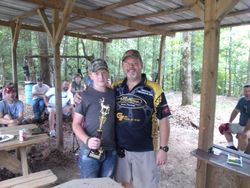 Tide Thompson - 3rd Place - Junior Bowhunter