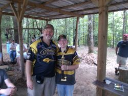 Tyler Mitchell - 1st Place - Youth Bowhunter
