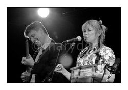 """Arnaud Axler & Catherine """"Cajoune"""" Girard - Festival Jazz Entre Les Deux Tours La Rochelle"""