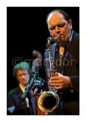 Francis Bourrec - Tenor Sax Generation -  Festival Jazz Entre Les Deux Tours La Rochelle -  Espace Encan