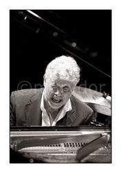 Monty Alexander - Festival Jazz Entre les Deux Tours La Rochelle -  Espace Encan