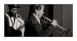 Jean-Jacques Elangué & Alain Brunet - jam session à l'Avant-Scène - Festival Jazz Entre Les Deux Tours La Rochelle