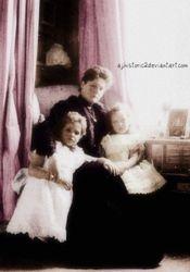 Maria, Mama, and Anastasia