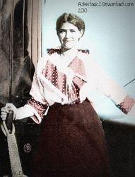 Mashka in 1915