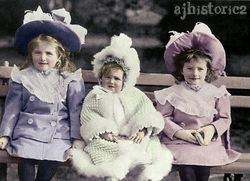 Maria and her Older Sisters