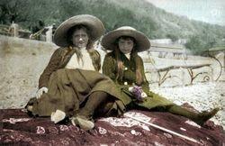 Mashka and Anastasia