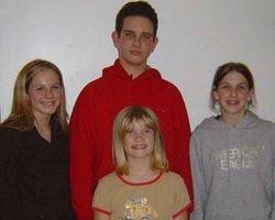 Jennifer, Cody, Kelsey, and Stacy
