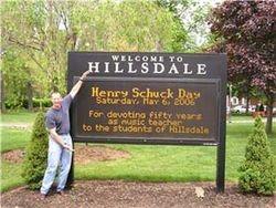 Henry Schuck Day