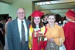 Katy's Graduation