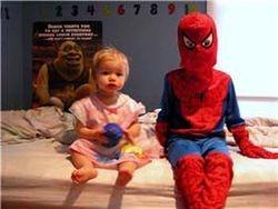Zoey & Spiderman