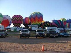 Trucks & Balloons