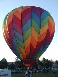 Rainbow Balloon Close