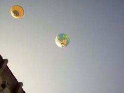 Under Balloon