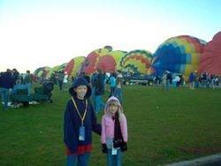 Kids & Balloons