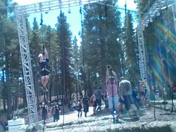 #23 Rope Climb