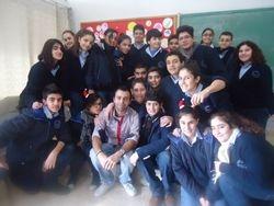 Noel, annee scolaire 2012-2013 EB8