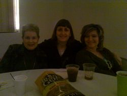 Janet, Ann and Amanda
