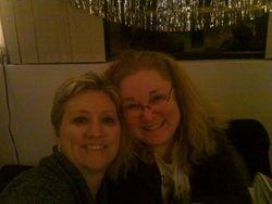 Vicki and Lori
