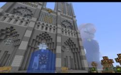 Notre Dame en hardcore mario