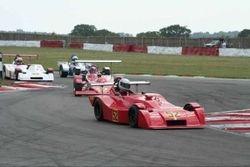 Racing Mallock leading class