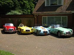 All the MGA's