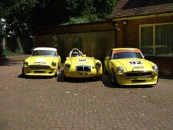 MG Racers
