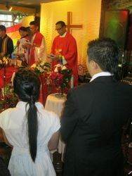 MCCMB Mass Holy Union 2011