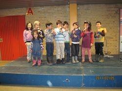 Shi Zi Class Singing