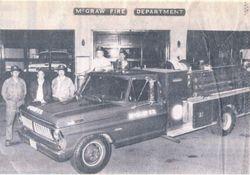 1973  Ford mini pumper