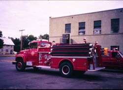 1974 Ward Lafrance Pumper