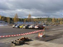 Rokkiralli, Joutsa 16.10.2010