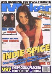 Melody Maker - 16 August 1999 - UK