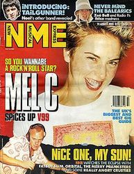 NME (New Musical Express) - 21 August 1999 - UK