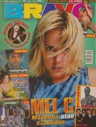 Bravo 31 august 2000 -
