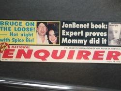 National Enquirer - 18 August 1998 -USA