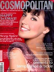 Cosmopolitan - December 1998