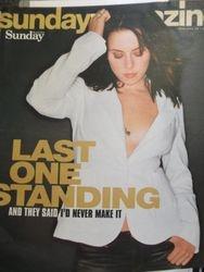 Sunday magazine - 23 Feb 2003