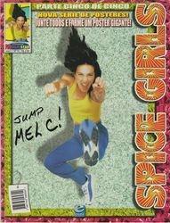 poster magazine - Brazil