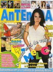 Antenada - #40 - Brazil