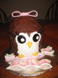 Owl - Baby Girl