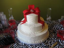 Bride's Cake 9