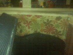 interior tapestry material