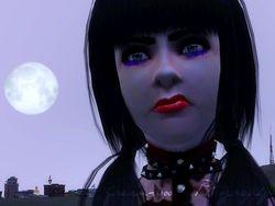Goth Moon.