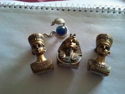 Egyptian artefacts