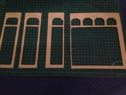 Making Window frames